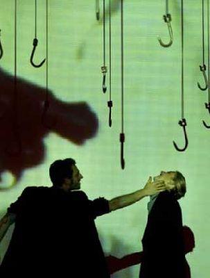 Danza: Esto es teatro como era de esperar y prever de Jan Fabre