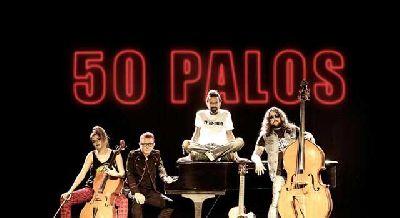 Concierto: Jarabe de palo en el Teatro Lope de Vega de Sevilla