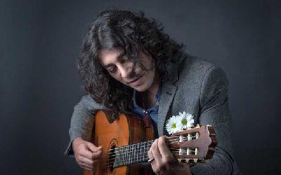 Foto promocional de Javi Cantero