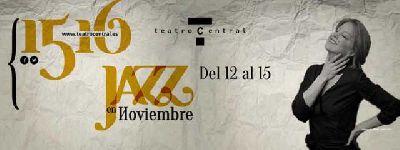 Ciclo Jazz en noviembre 2015 en el Central de Sevilla