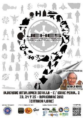 IX JEHES - Jornadas sobre la Guerra de las Galaxias en Sevilla