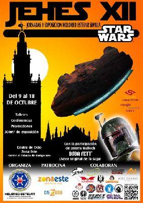 XII JEHES 2015 Jornadas sobre La Guerra de las Galaxias en Sevilla