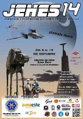 XIV JEHES 2017 Jornadas sobre La Guerra de las Galaxias en Sevilla