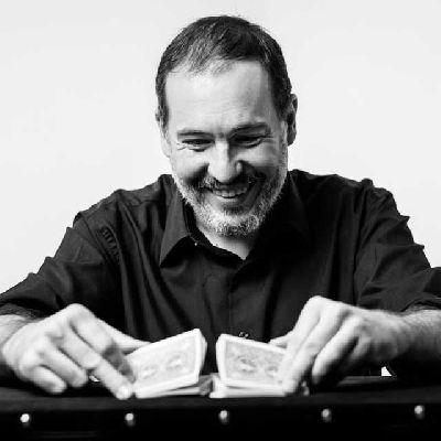 Magia: Joaquín Matas en Cajasol Sevilla 2018