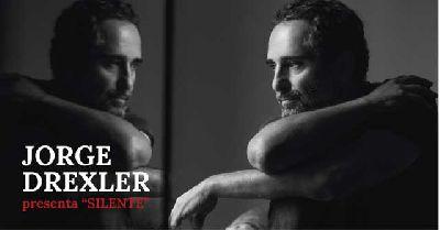 Foto promocional de la gira Silente de Jorge Drexler