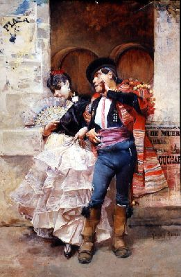 Exposición: García Ramos en el Museo de Bellas Artes de Sevilla