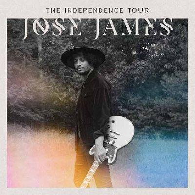 Cartel de la gira Independence Tour de José James