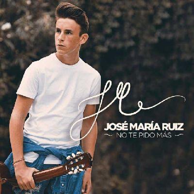 Concierto: José María Ruiz presenta No te pido más en Fibes Sevilla