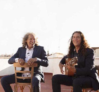 Foto promocional de José Mercé y Tomatito