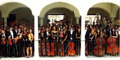 Festival Benéfico de Jóvenes Orquestas en el Lope de Vega Sevilla