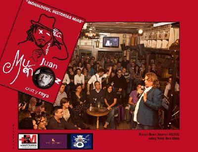 Humor: Historias mías por Juan Muñoz en el Teatro Quintero