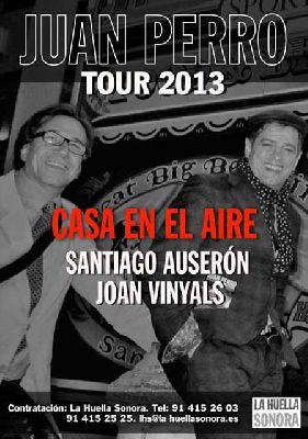 Concierto: Juan Perro en Nocturama Sevilla 2013