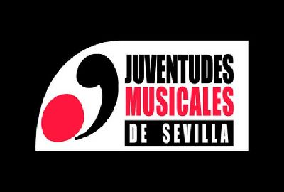 Logotipo de las Juventudes Musicales de Sevilla
