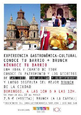 Ruta: Conoce tu barrio en Sevilla