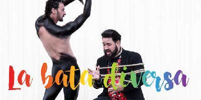 Cartel del Festival de Flamenco LGTBI La bata diversa