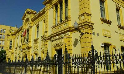 Visita guiada al Laboratorio Municipal de Sevilla (abril 2017)