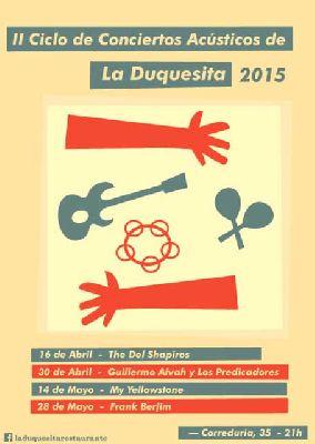 II Ciclo de Conciertos Acústicos de La Duquesita (2015)