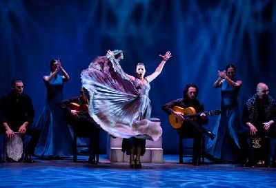 Flamenco: La Pepa de Sara Baras en Fibes Sevilla