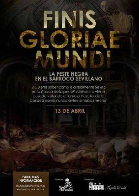 Visita nocturna Finis Gloriae Mundi por La Odisea de la Historia Sevilla