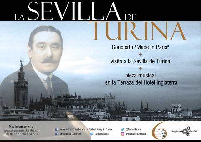 Visita musical: La Sevilla de Turina por Engranajes Culturales