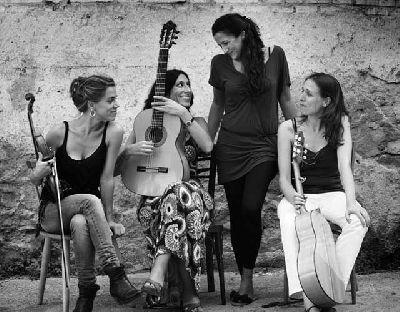 Concierto: Las Migas en Sevilla (Teatro Central)