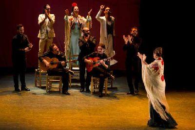 Flamenco: Las Minas Puerto Flamenco en el Teatro Lope de Vega de Sevilla