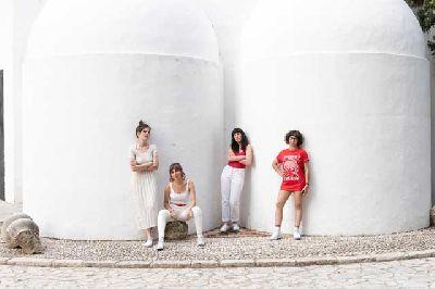 Foto promocional del grupo Las Odio