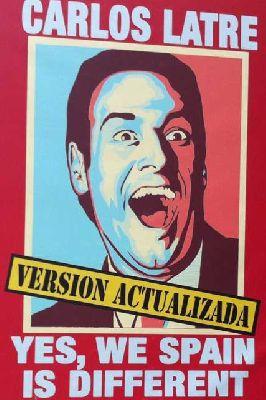 Humor: Carlos Latre en Fibes Sevilla