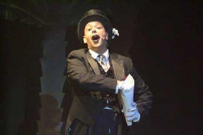 Teatro: El tren de la lluvia en el Teatro Central de Sevilla