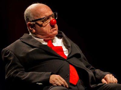 Teatro: El Último Bufón de Leo Bassi en el TNT-Atalaya de Sevilla