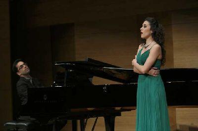 Recital de soprano y piano en el Círculo de Labradores Sevilla