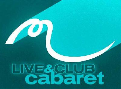 Cartel del ciclo Live Cabaret en Malandar Sevilla 2020