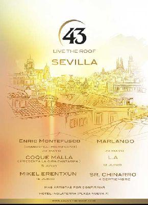 Live the Roof Sevilla 2015