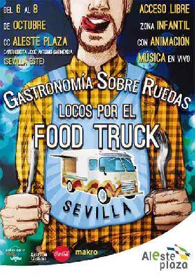 Locos por el Food Truck en Aleste Sevilla (octubre 2017)