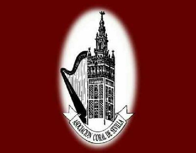 Logotipo de la Asociación Coral de Sevilla