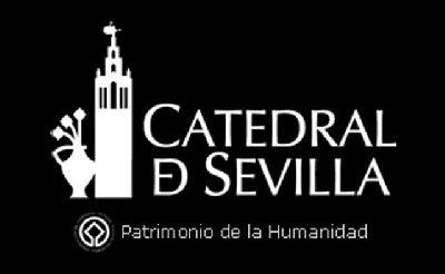 Logotipo de la Catedral de Sevilla, patrimonio de la humanidad