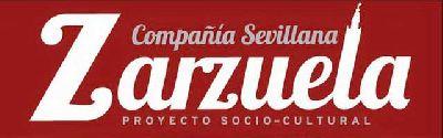 Logotipo de la Compañía Sevillana de Zarzuela