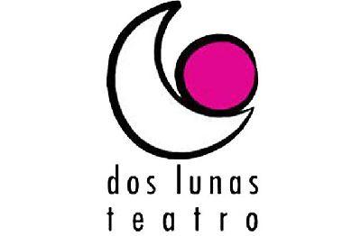 Logotipo de Dos Lunas Teatro