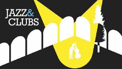Logotipo del ciclo Jazz & Clubs en Sevilla