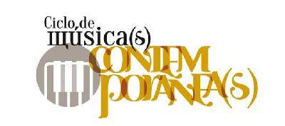 Logotipo del ciclo de Música Contemporánea del Teatro Central de Sevilla