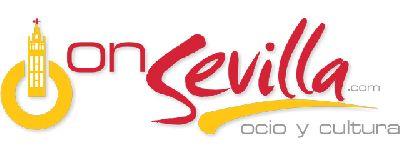 Logotipo de OnSevilla.com con fondo claro