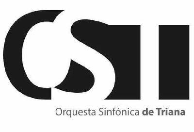 Logotipo de la Orquesta Sinfónica de Triana