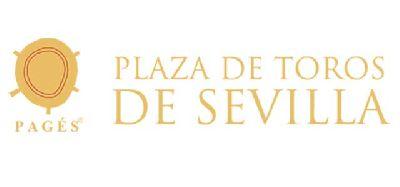 Logotipo de la Plaza de toros de Sevilla