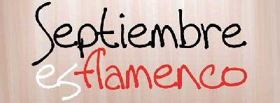 Septiembre es flamenco en Sevilla 2015