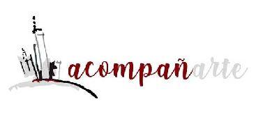 Logotipo de la empresa AcompañArte