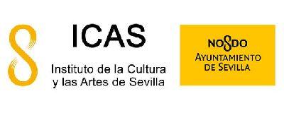 Logotipo del Instituto de Cultura y las Artes de Sevilla (ICAS)