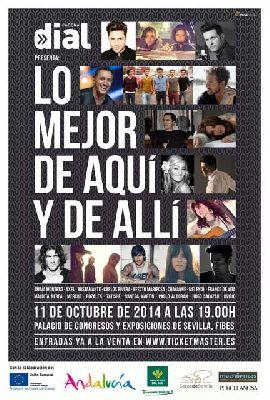 Concierto: Lo mejor de aquí y de allí en Fibes Sevilla