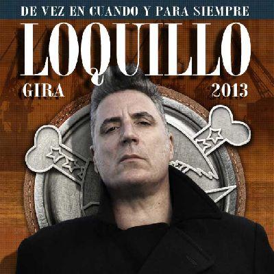 Concierto: Loquillo en Sevilla 2013 (Sala Custom)