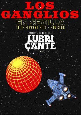 Concierto: Los Glanglios en FunClub Sevilla