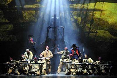 Musical: Los Miserables en Fibes Sevilla